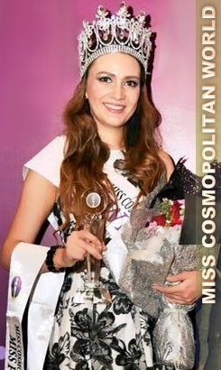 miss cosmopolitan world