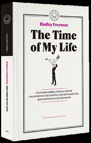 libro The time of my life. Fuente: BlackieBooks