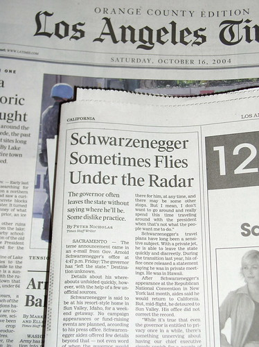 california headline news