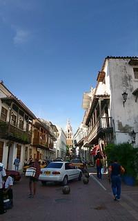 Cartegena Street III