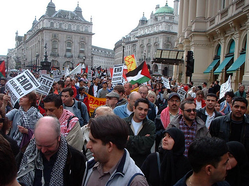 London March for Palestine