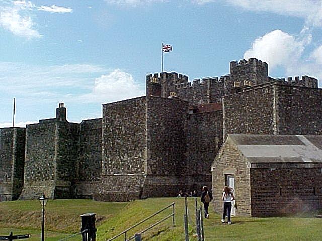 Dover Castle - Inner Curtain wall | Flickr - Photo Sharing!