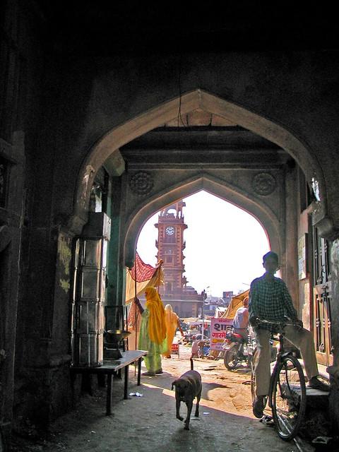 Ghantaghar - the clock tower
