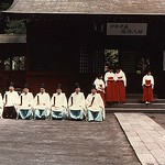 japan nikko ceremony priests