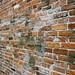 Mixed Brick Wall by Chris Campbell