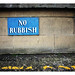 No Rubbish