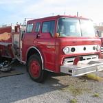 Wilmer Fire truck