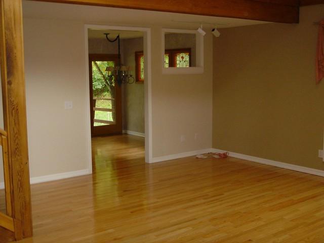 Empty Living Room | Flickr - Photo Sharing!