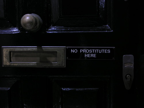 No Prostitutes Here