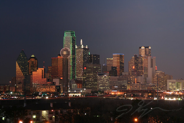 Dallas Skyline | Flickr - Photo Sharing!
