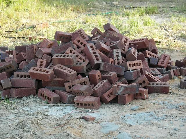 Pile o' Bricks | Flickr - Photo Sharing!