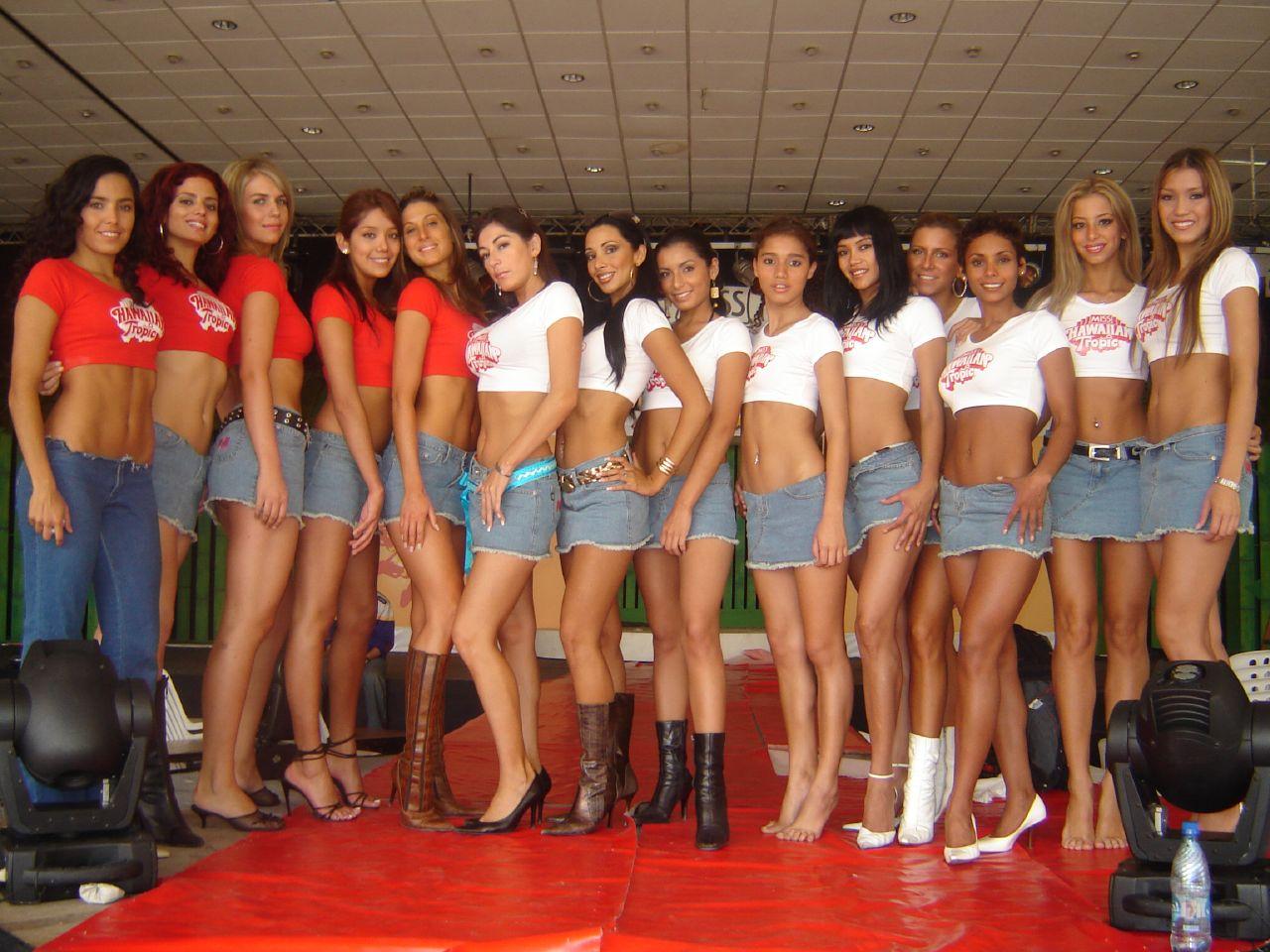 Miss Hawaiian Tropic 2006