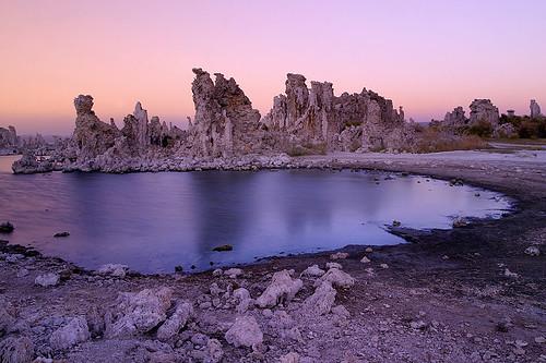 Mono sunset III