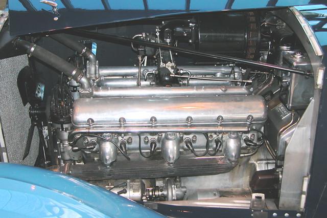 1937 Rolls Royce Phantom Iii Engine Block Flickr