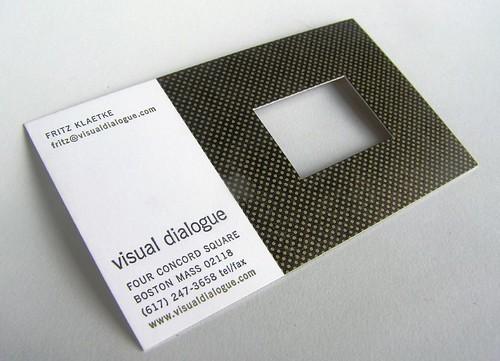 VISUAL DIALOGUE