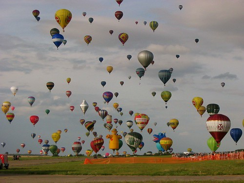 A *few* balloons