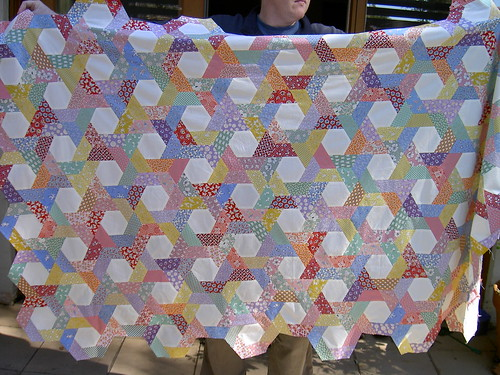 2010 Quilt Show entry - as at December 2005