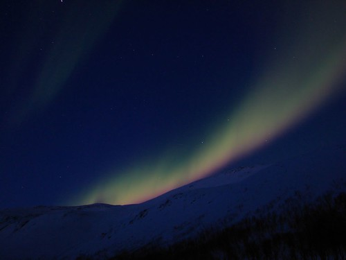 Northern Lights picture by Flickr user artic pj