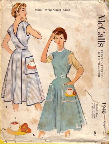 vintage aprons for sale - iOffer: A Place to Buy, Sell & Trade