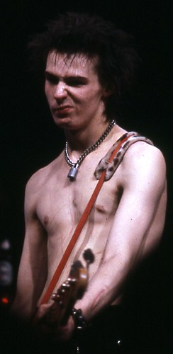 sex pistols sid vicious john simon richie - ©s. fitzstephens-1978->2006©