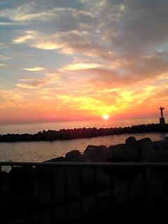 sunrises 040731peruvianweekend japan iwate taneichi kaihinkouen geotagged geolat40400735 geolon141726573