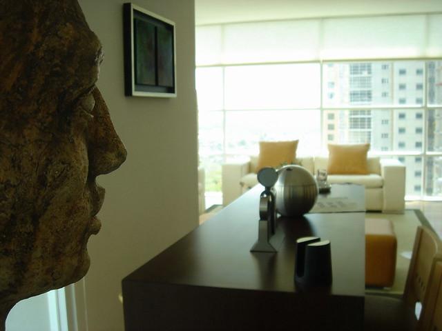 Interior del departamento, Sony DSC-T11