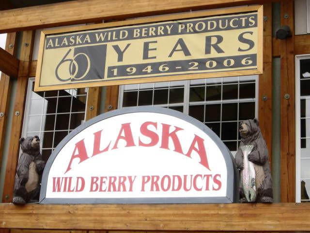 Alaska Wild Berry Products  U2013 Anchorage