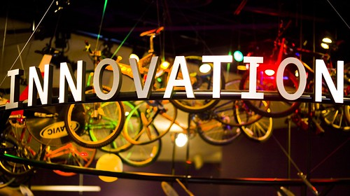 Open Innovation: Helping Big Business Think Like a Start-Up