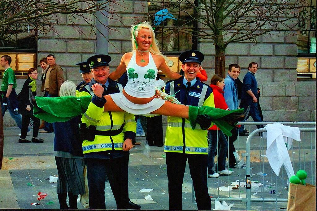 Dublin,Stpatricks Day 2005 - A Photo On Flickriver-4859