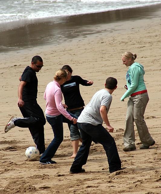 PaddyWagon's Squad Football pitch