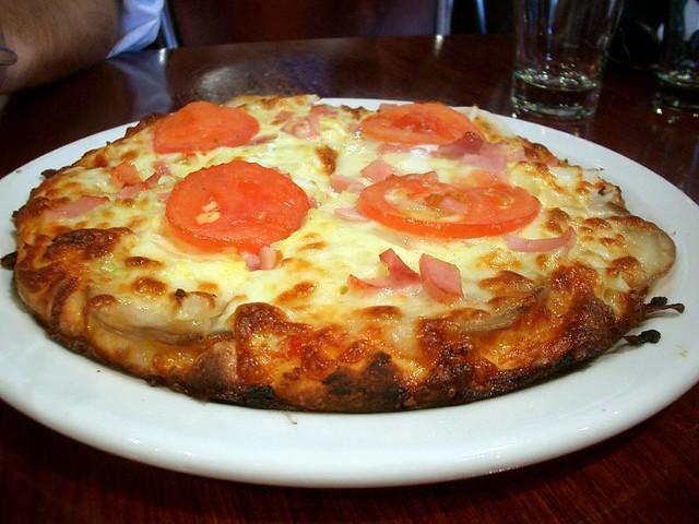 ... tomato pizza bacon jalopeno and tomato pizza healthy bacon tomato and