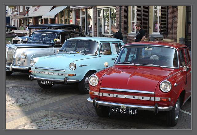 Skoda 1000MB 1968 - 1969 - a photo on Flickriver