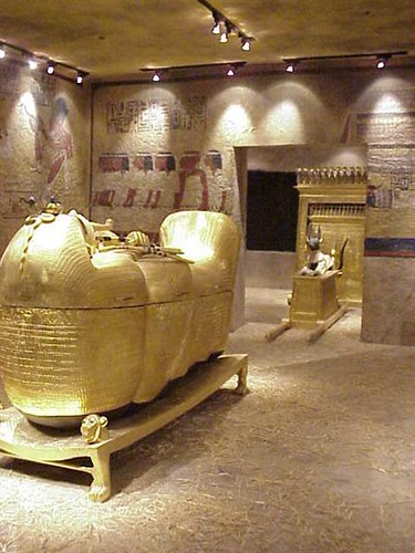 King Tut Museum Of Natural History