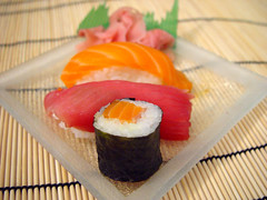 salmon, sashimi, fish, sushi, gimbap, food, dish, cuisine, asian food, smoked salmon,