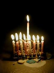 decor(0.0), christmas decoration(0.0), christmas(0.0), lighting(0.0), candle(1.0), hanukkah(1.0),