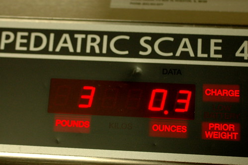 day 47: 3 pounds! II.