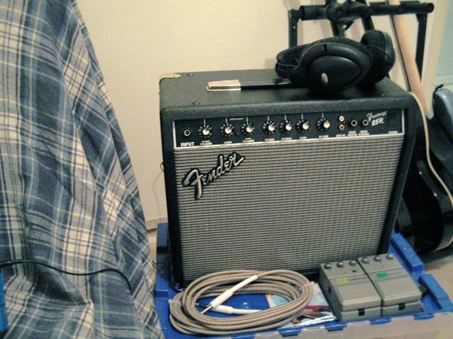 Photo:Fender Amp By mrbill