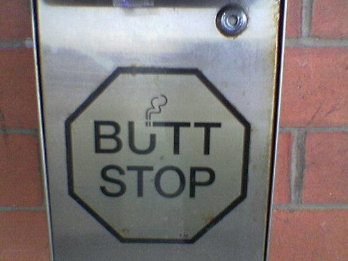 Butt stop by maximolly