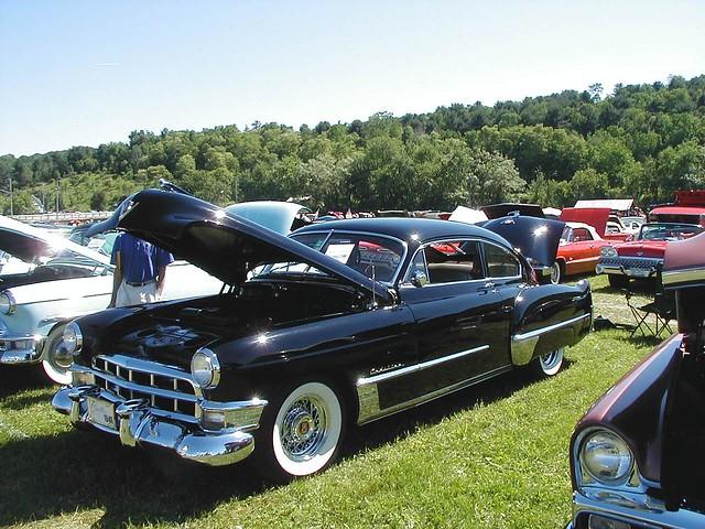 1949 Cadillac Sedanette | Flickr - Photo Sharing!