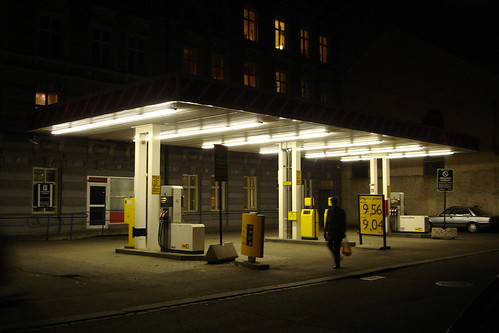 Night petrol