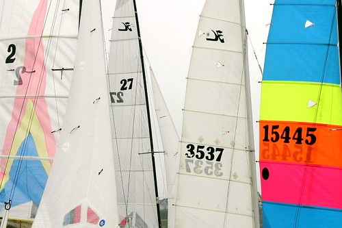 Hobie Cat sails