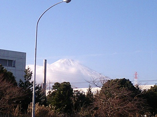 landscape japan cameraphone mountfuji