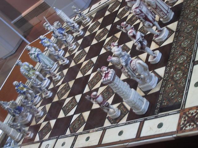 Nice chess set flickr photo sharing - Chess nice image ...