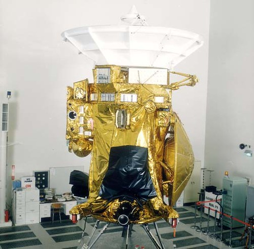 Cassini - Huygens Spacecraft