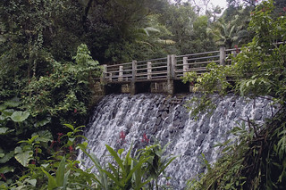 El Yunke Waterfall