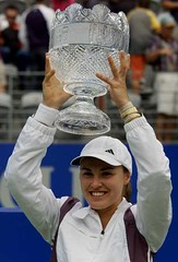 Martina Hingis, early years