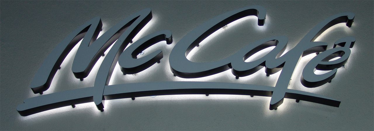 mccafe logo a photo on flickriver