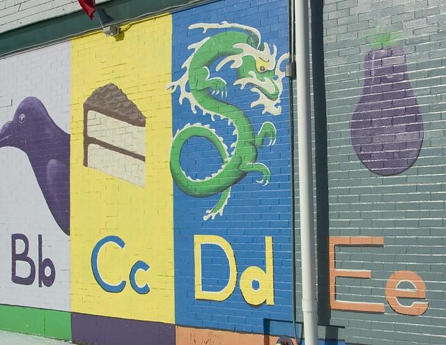 Buffalo mural flickr photo sharing for Bufflon revetement mural