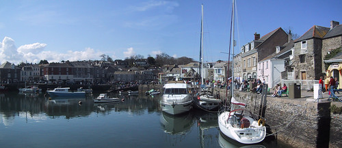 Padstow Harbour by webmink