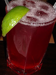 mai tai(0.0), non-alcoholic beverage(1.0), distilled beverage(1.0), liqueur(1.0), produce(1.0), pink lady(1.0), negroni(1.0), punch(1.0), drink(1.0), cosmopolitan(1.0), cocktail(1.0), singapore sling(1.0), alcoholic beverage(1.0),
